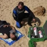 Zuurstof bij eerste hulp strand Oxygen First Aid for Aquatic Emergencies of Aquatic Oxygen Provider