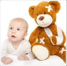 eerste hulp aan kinderen en baby