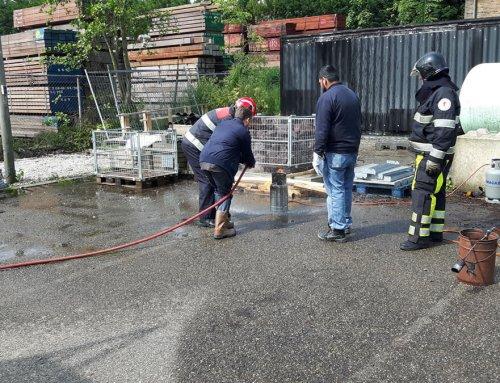 BHV opleiding module brandbestrijding met ontruiming verplicht in Nederland